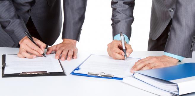 praca, umowa, podpis