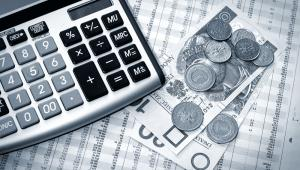 Prof. Gomułka wylicza, że bez poprawy, w najgorszym wypadku po stronie dochodów może zabraknąć w tym roku aż o 35 miliardów złotych więcej, niż przewidywał plan.