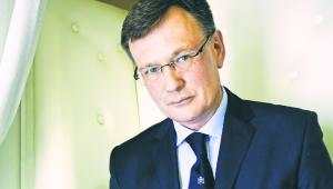 prof. Piotr Kardas, przewodniczący Komisji Legislacyjnej NRA