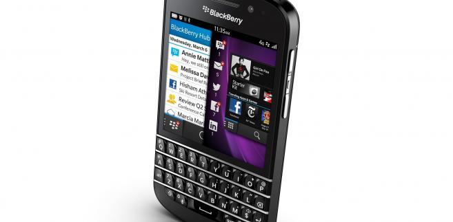 BlackBerry Q10 nie pomógł.