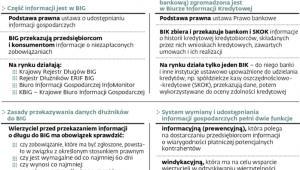 Dualizm systemów informacji o zobowiązaniach pieniężnych w Polsce