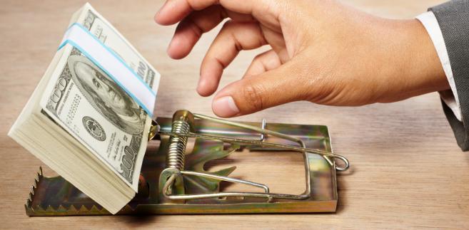 pułapka-pieniądze
