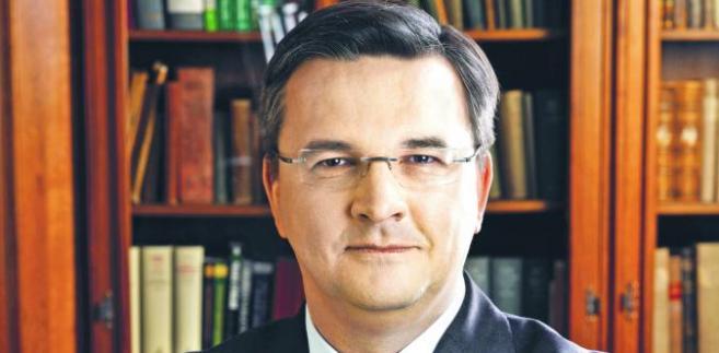 Rafał Dębowski przypomina, że adwokatura powołana jest m.in. do udzielania pomocy prawnej