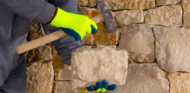 kamieniarz, budowa