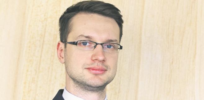 Kamil Skomorowski, fot mat prasowe