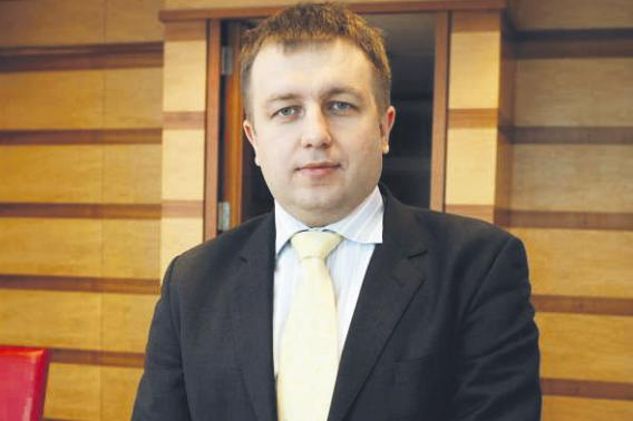 Piotr Trębicki / fot. Wojtek Górski