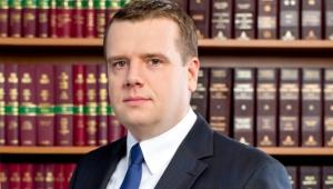 Włodzimierz Chróścik, dziekan Okręgowej Izby Radców Prawnych w Warszawie