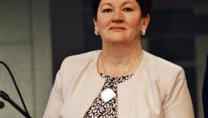 Małgorzata Pliszka, dyrektor Powiatowego Urzędu Pracy w Nysie