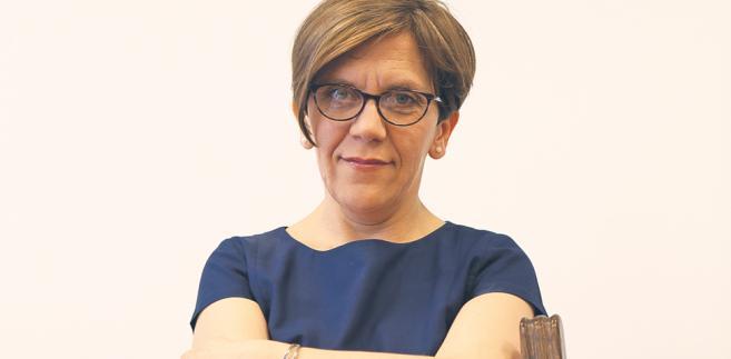Magdalena Grabarczyk, nowo powołana wiceprezes KIO