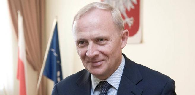 Czesław Mroczek, wiceszef MON, fot. Wojtek Górski