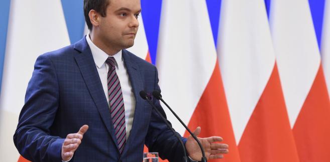 Bochenek rzecznik rządu