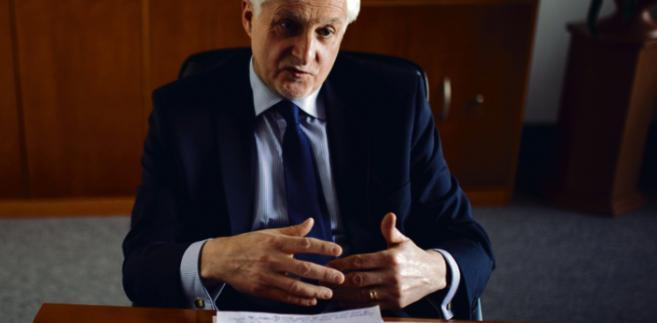 Dariusz Zawistowski, przewodniczący Krajowej Rady Sądownictwa, sędzia Sądu Najwyższego