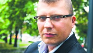 Dr Marcin Warchoł, wiceminister sprawiedliwości