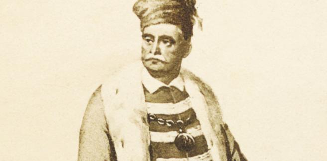 Obraz przedstawiający Stefana Batorego