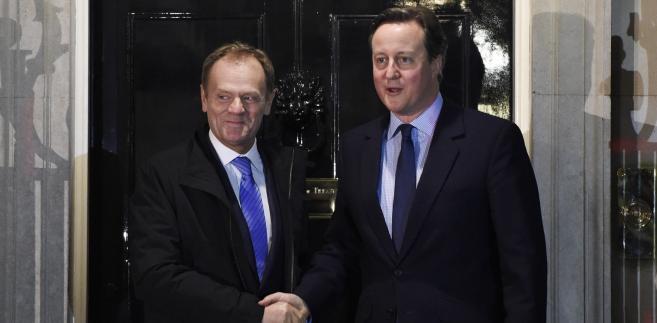 Od spełnienia postulatów Londyn uzależnia pozostanie w UE.