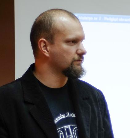 dr Jakub Staszak