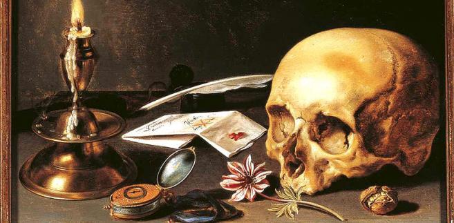 Pieter Claesz, Vanitas – martwa natura (1625)