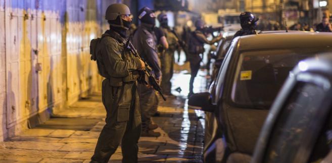 Ataki nożowe w Tel Aviv
