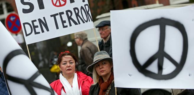 Niemcy: Wielkanocny marsz pokoju
