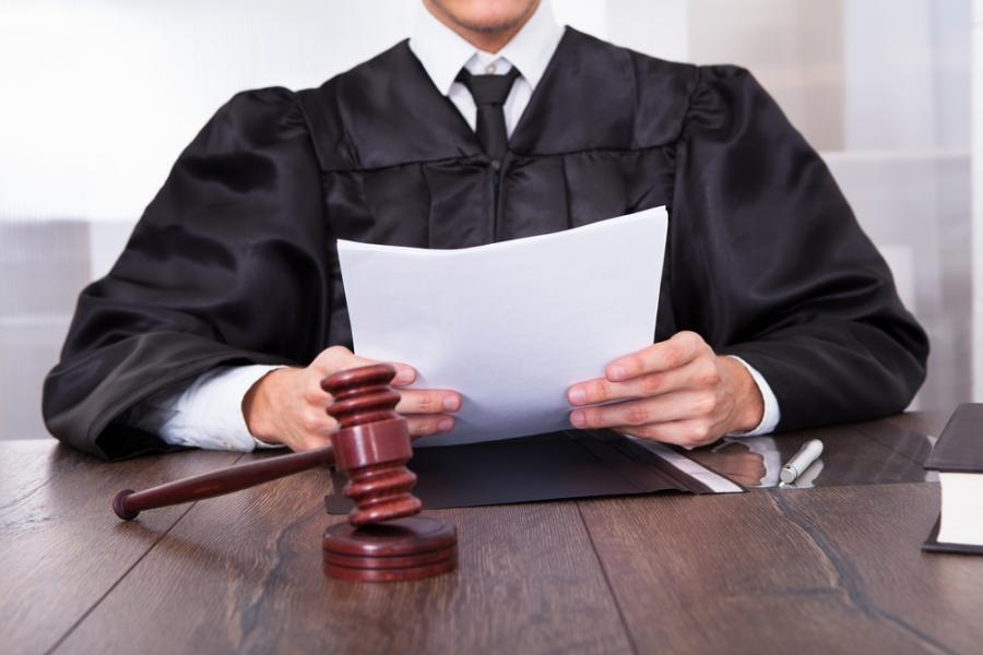 sędzia