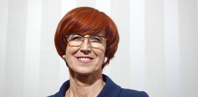 Rafalska: Pracujemy nad kwotą minimalnej emerytury i zasadami waloryzacji