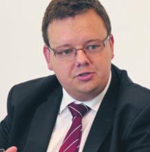 Michał Borowski doradca podatkowy, partner w Crido Taxand
