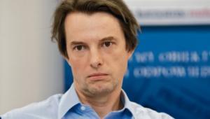 Paweł Dobrowolski ekonomista, były prezes Forum Obywatelskiego Rozwoju, ekspert Instytutu Sobieskiego/ fot. Wojtek Górski
