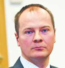 Łukasz Wojtczak, pełnomocnik dyrektora ds. aplikacji przemysłowych w Przemysłowym Instytucie Automatyki i Pomiarów PIAP