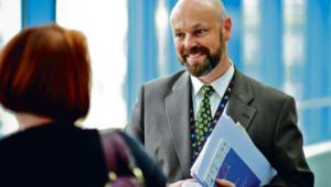 Dr Marek Benio, Inicjatywa Mobilności Pracy