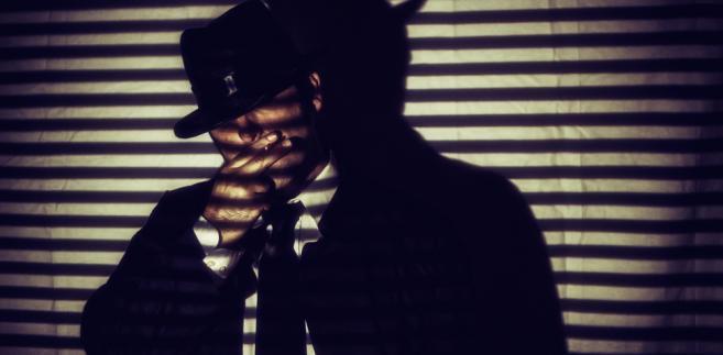gangster, przestępczość