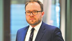 Tomasz Waligórski / fot. Wojtek Górski