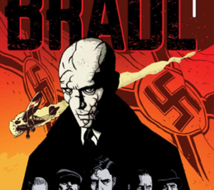 """""""Bradl"""""""