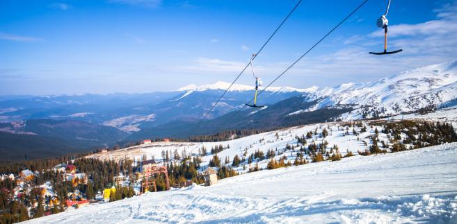Nie tylko Bukowel. 5 kurortów narciarskich na Ukrainie