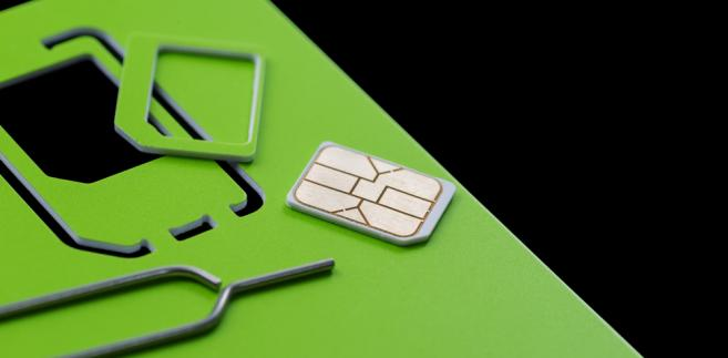 Na obowiązkowej rejestracji kart SIM skorzystali głównie operatorzy.