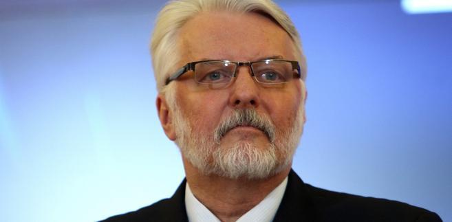 Szef polskiej dyplomacji powiedział, że kluczowe znaczenie dla przyszłości UE mają pojęcia solidarność i elastyczność.