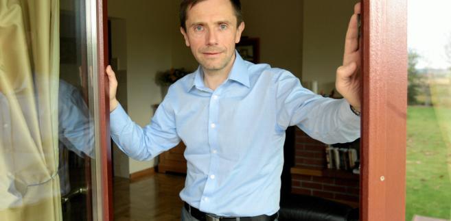 Grzegorz Muszyński, członek zarządu BGK Nieruchomości