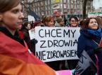 Gdańsk, 08.03.2017. Uczestnicy Manify Trójmiasto w Gdańsku,  PAP/Adam Warżawa