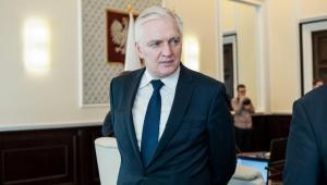 Wicepremier w trakcie wizyty w Lesznie spotkał się też m.in z przedstawicielami lokalnego biznesu