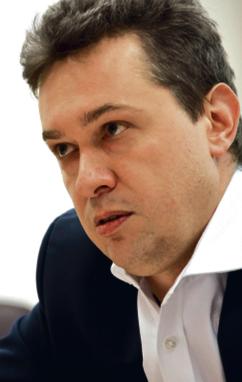 Tomasz Strąk, dyrektor departamentu poboru podatków w Ministerstwie Finansów