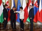 Premierzy krajów V4 i Beneluksu rozmawiali w Warszawie m.in. o przyszłości UE