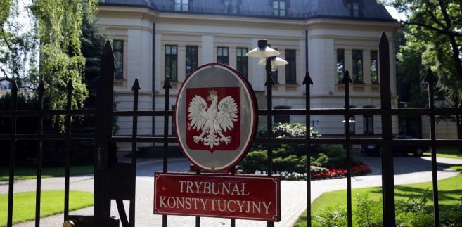 Wczoraj sędziowie TK pochylili się nad wnioskiem złożonym przez prokuratora generalnego