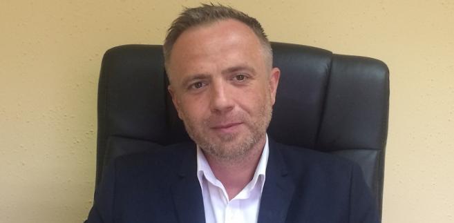Grzegorz Jasiński, Prezes Zarządu Metal-Plast Sp. z o.o., Sp. k.