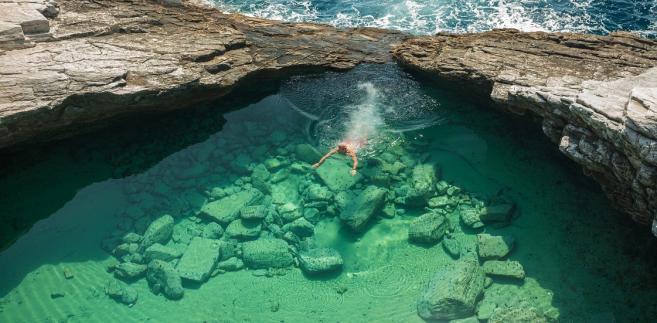 Cuda natury, które odkryjesz na greckich wyspach