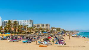 Plaże Hiszpanii