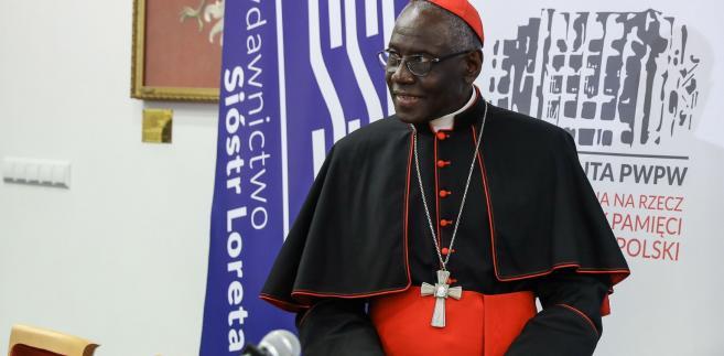 Kardynał Robert Sarah
