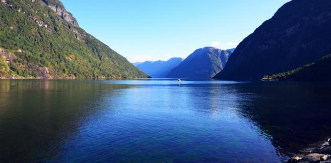 Norweskie fiordy - skaliste cuda natury