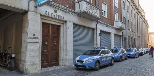 Siedziba policji w Rimini