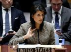 Ambasador Haley: USA szykują nowe sankcje wobec Rosji za wspieranie Syrii