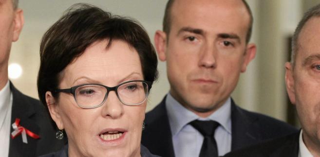 Dwaj senatorowie odchdzą z PO. Powodem wywiad Budki