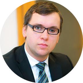 Dr Marcin Lachowicz naczelnik Departamentu Systemu Podatkowego, Ministerstwo Finansów